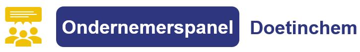 Logo van ondernemerspanel Doetinchem